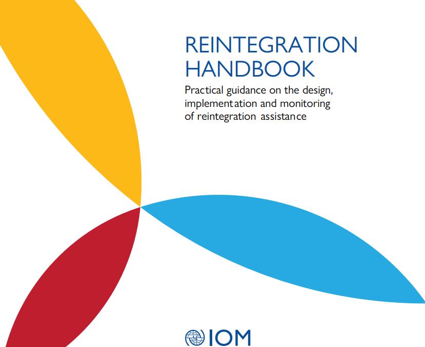 Manual da Reintegração: orientação prática sobre desenvolvimento, implementação e monitorização da assistência à reintegração